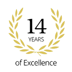 14 Years of Excellence