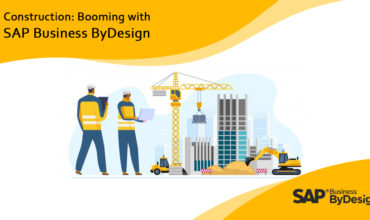 Construction: Booming with SAP Business ByDesign